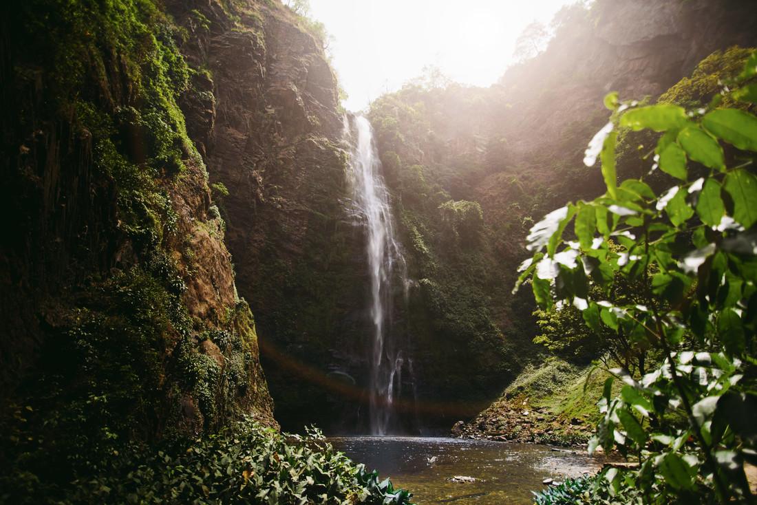 Waterfall - Fineart photography by Steffen Böttcher