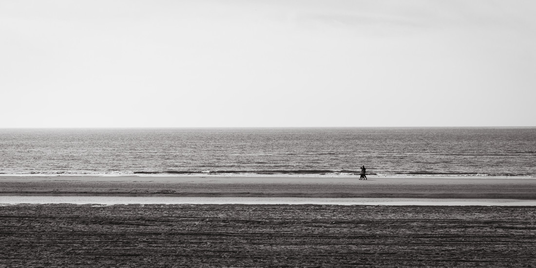North Sea - fotokunst von Ralf Martini
