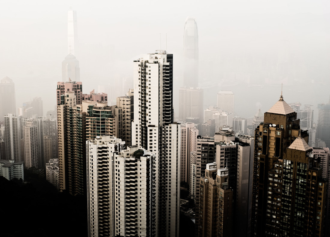Hong Kong - Fineart photography by Michael Wagener