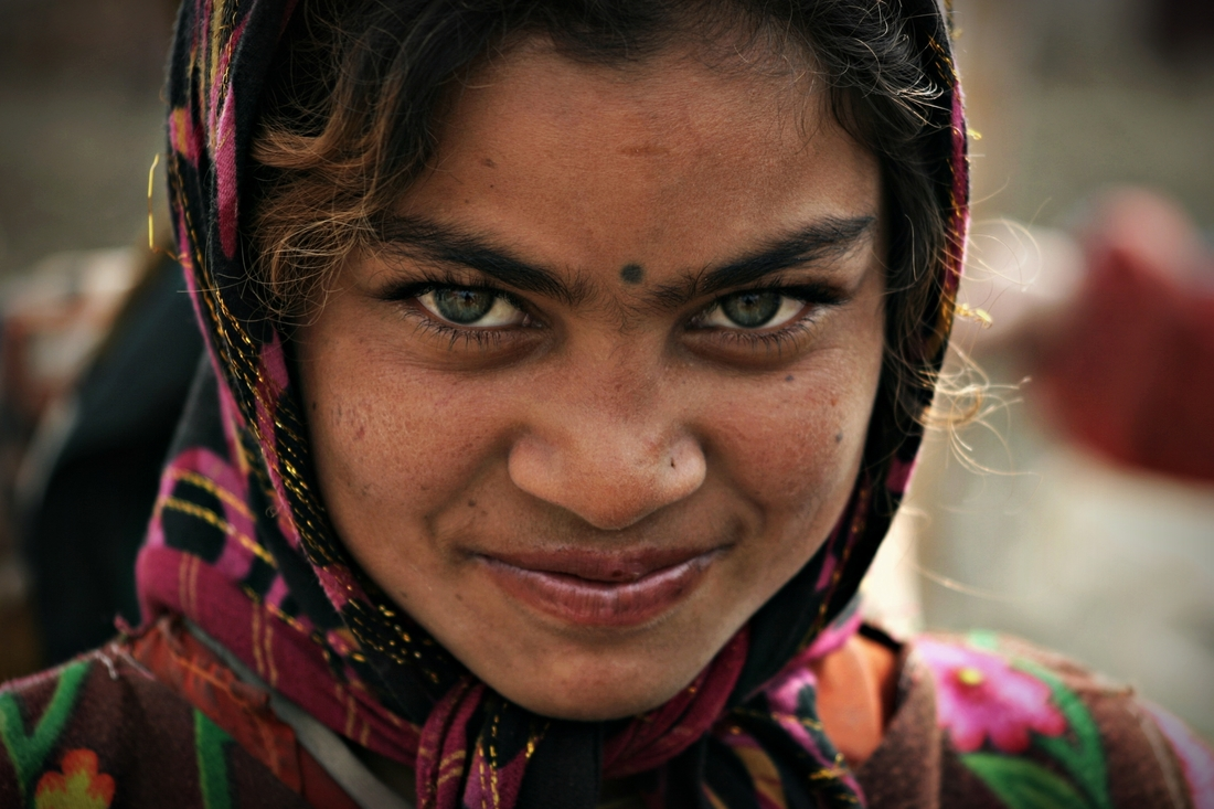 Wild Eyes - Fineart photography by Rada Akbar