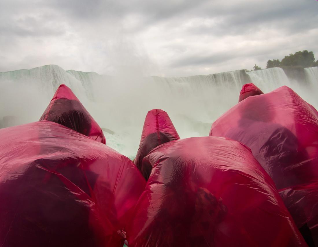 Niagara III - Fineart photography by Aurica Voss