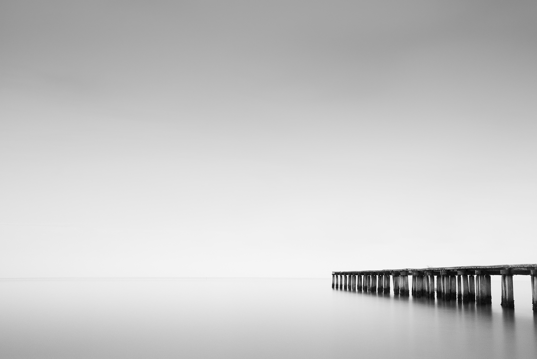 The End - Fineart photography by How Pin Tang