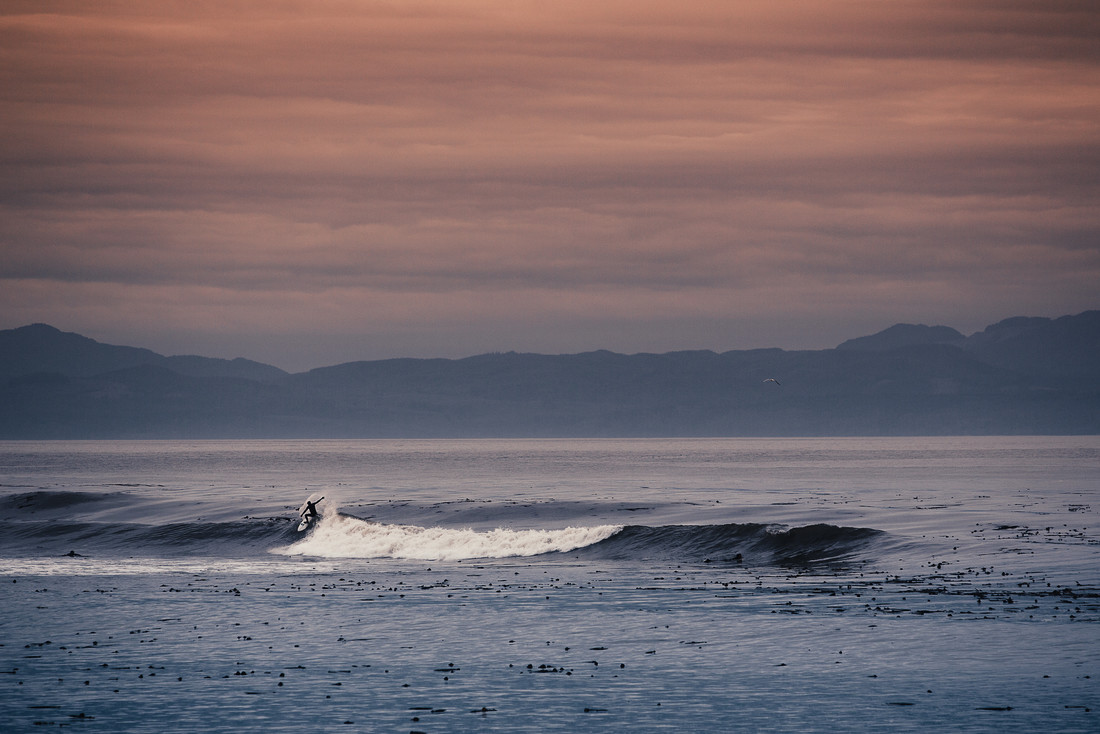 early morning surf - Fineart photography by Jan Eric Euler