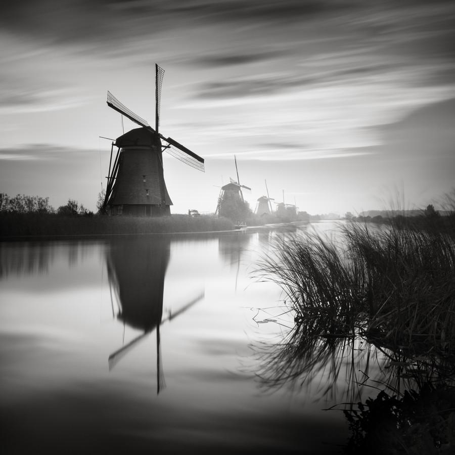 Kinderdijk - Fineart photography by Ronny Behnert