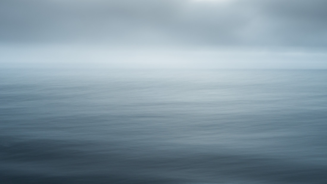 Atlantik #2 - fotokunst von J. Daniel Hunger