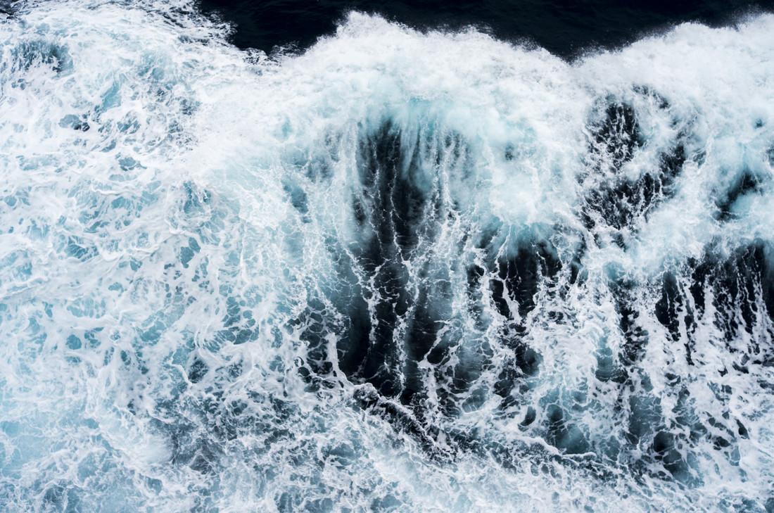 Wave #1 - fotokunst von J. Daniel Hunger