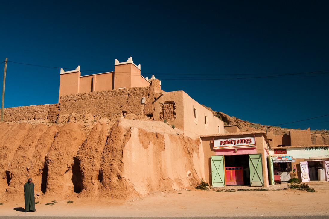 Die Farben Marokkos - fotokunst von John Oechtering