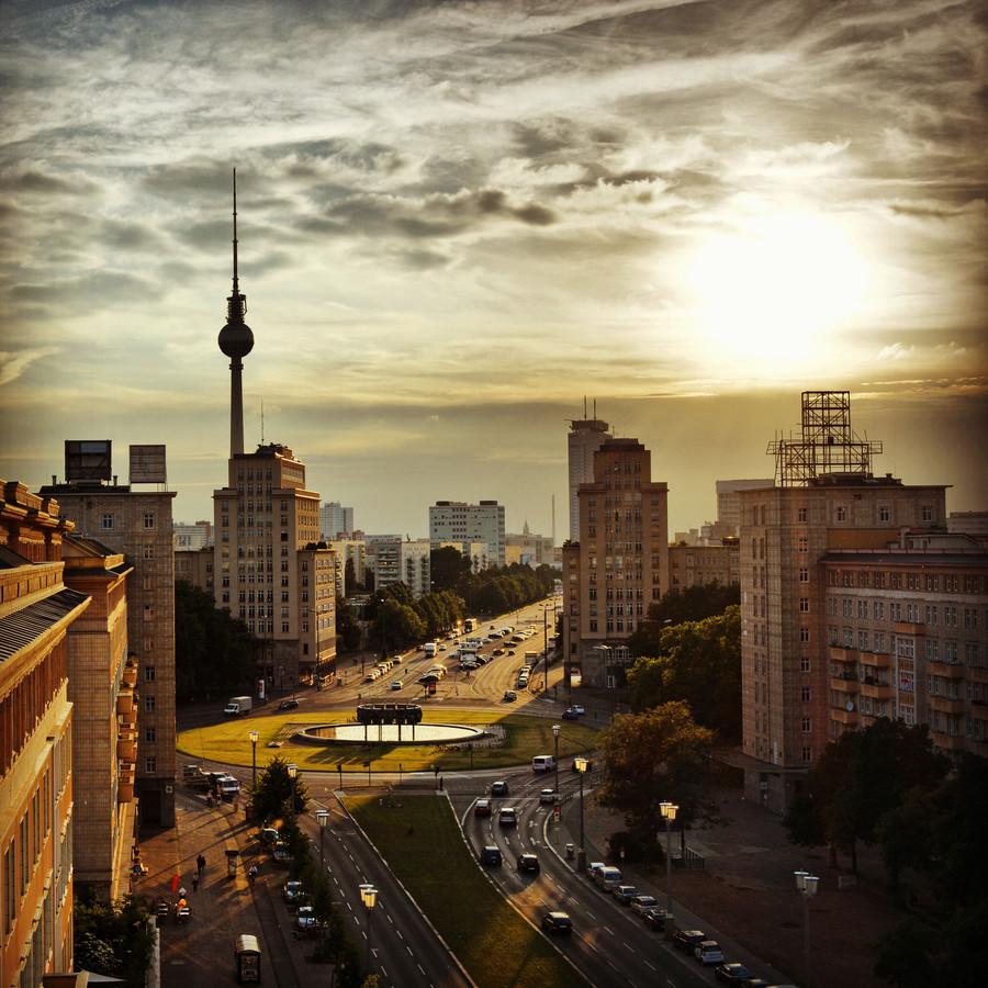 Dit is Berlin - fotokunst von Gordon Gross