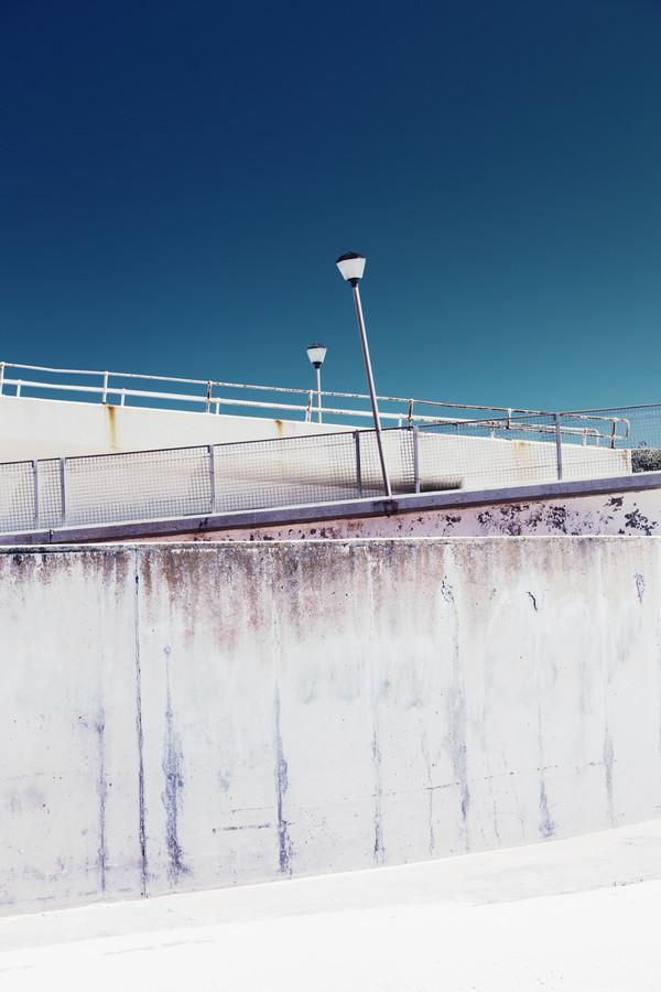 Empty Beach - fotokunst von Eva Stadler