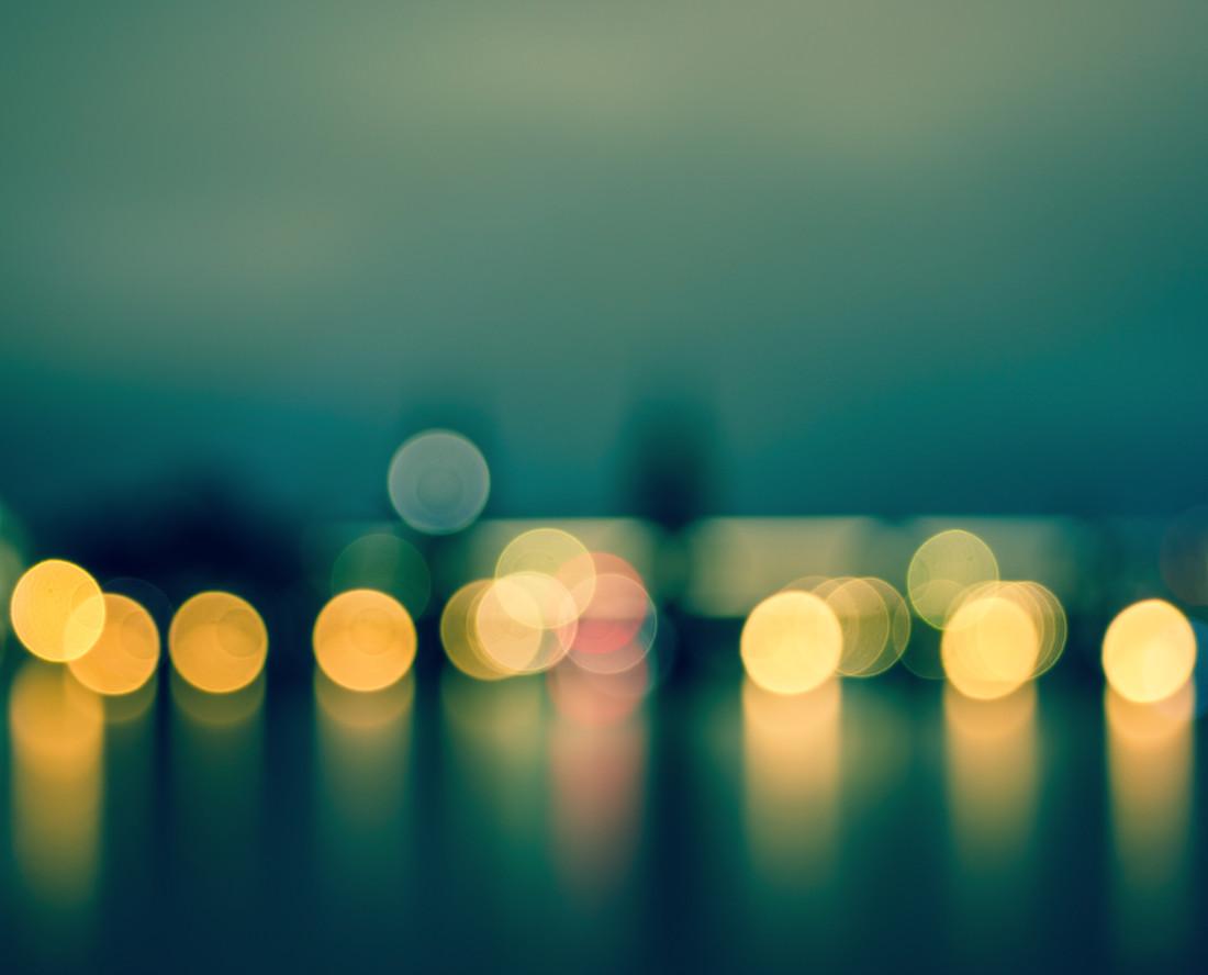 night shift - fotokunst von Holger Nimtz