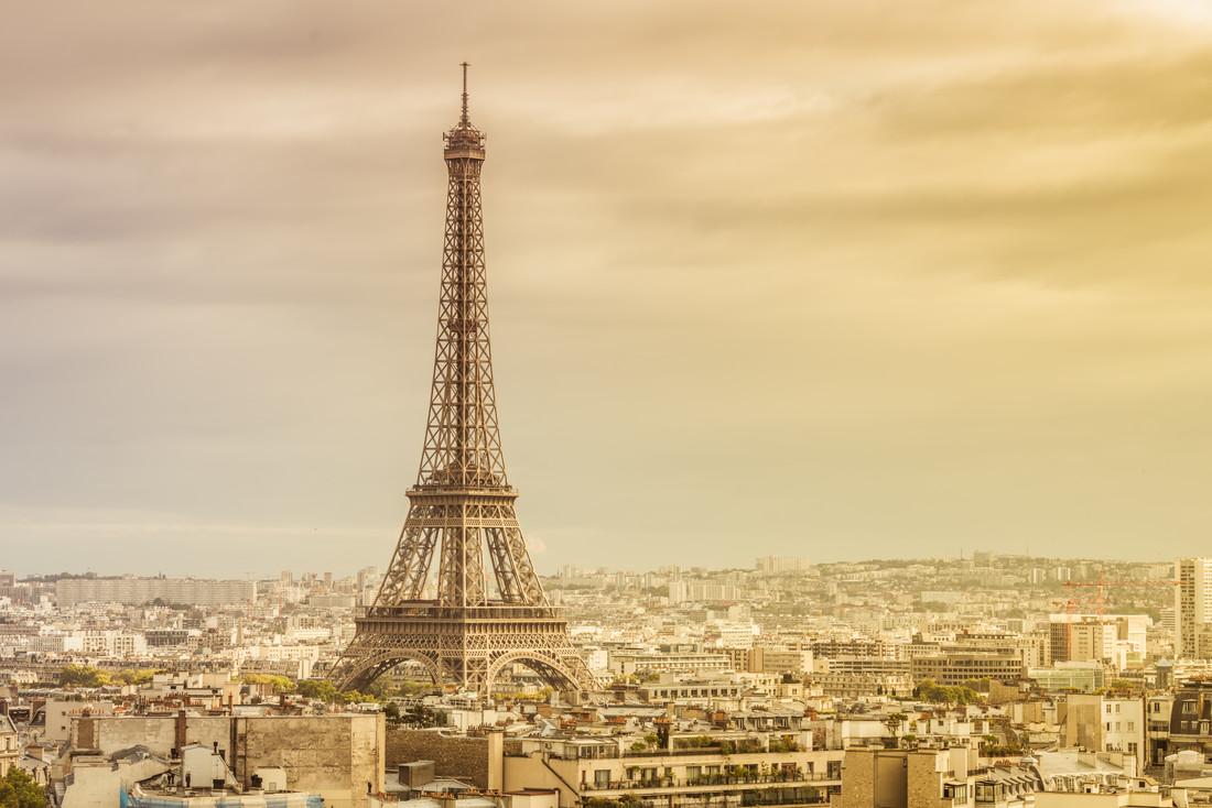 Paris Eiffelturm - Fineart photography by David Engel