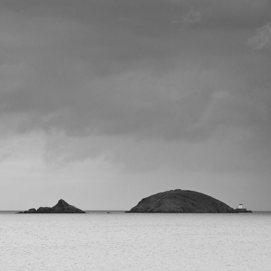 Küste vor Abbaye de Beauport #2b - fotokunst von J. Daniel Hunger