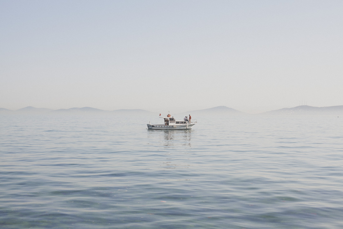 The Boat - Fineart photography by Thomas Neukum