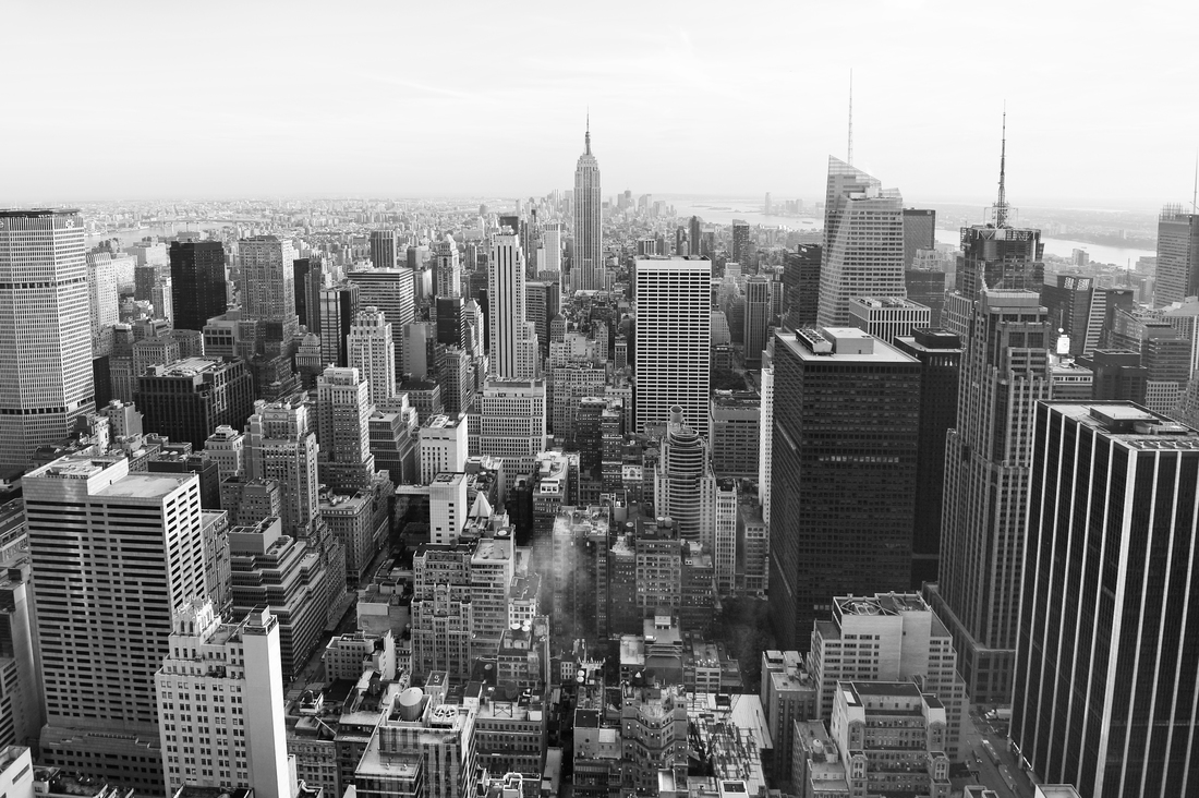 Manhattan - Fineart photography by Daniel Schoenen