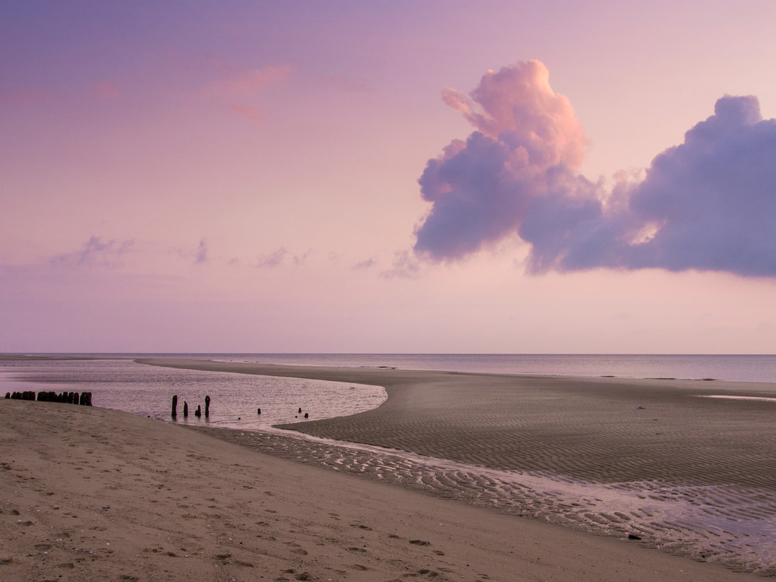 Westerland Sunset - Fineart photography by Aurica Voss