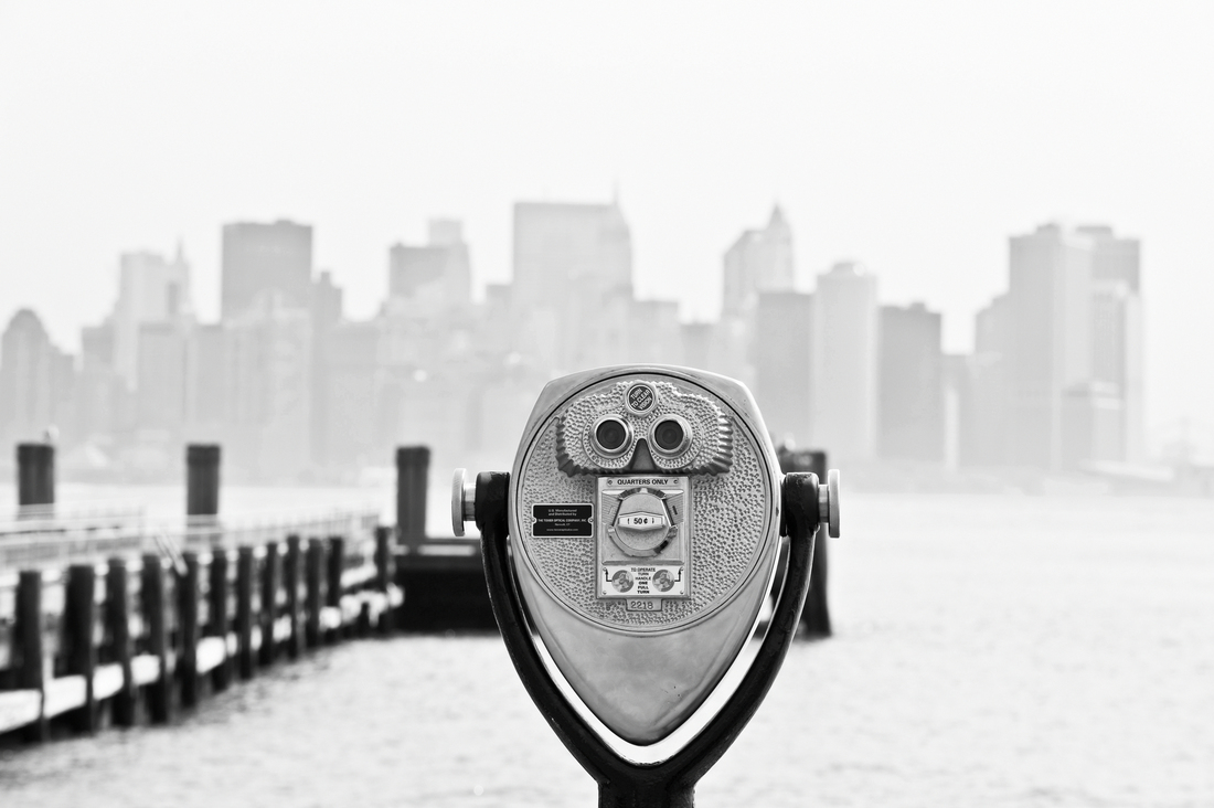 Liberty Island - Fineart photography by Daniel Schoenen