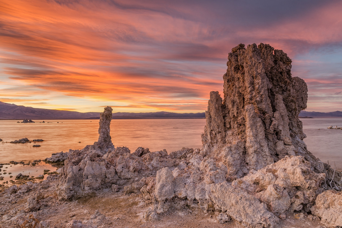 Mono Lake - Fineart photography by Günther Reissner