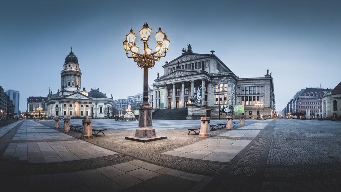 Gendarmenmarkt Berlin - fotokunst von Ronny Behnert