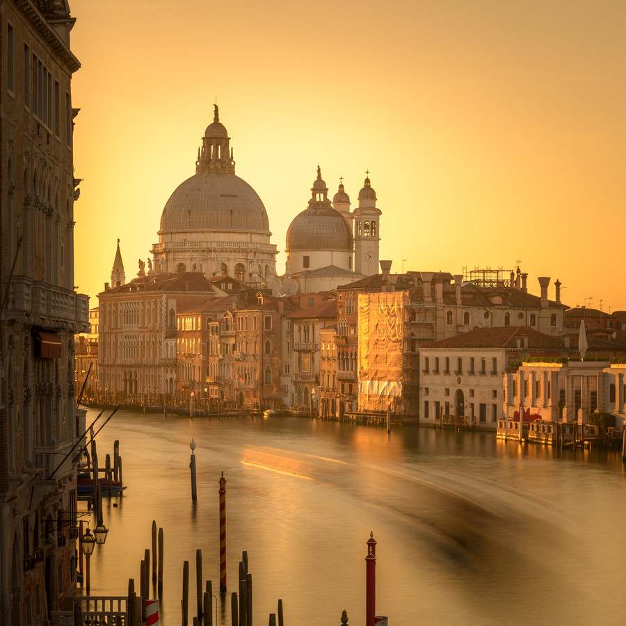 Golden Morning - Fineart photography by Günther Reissner