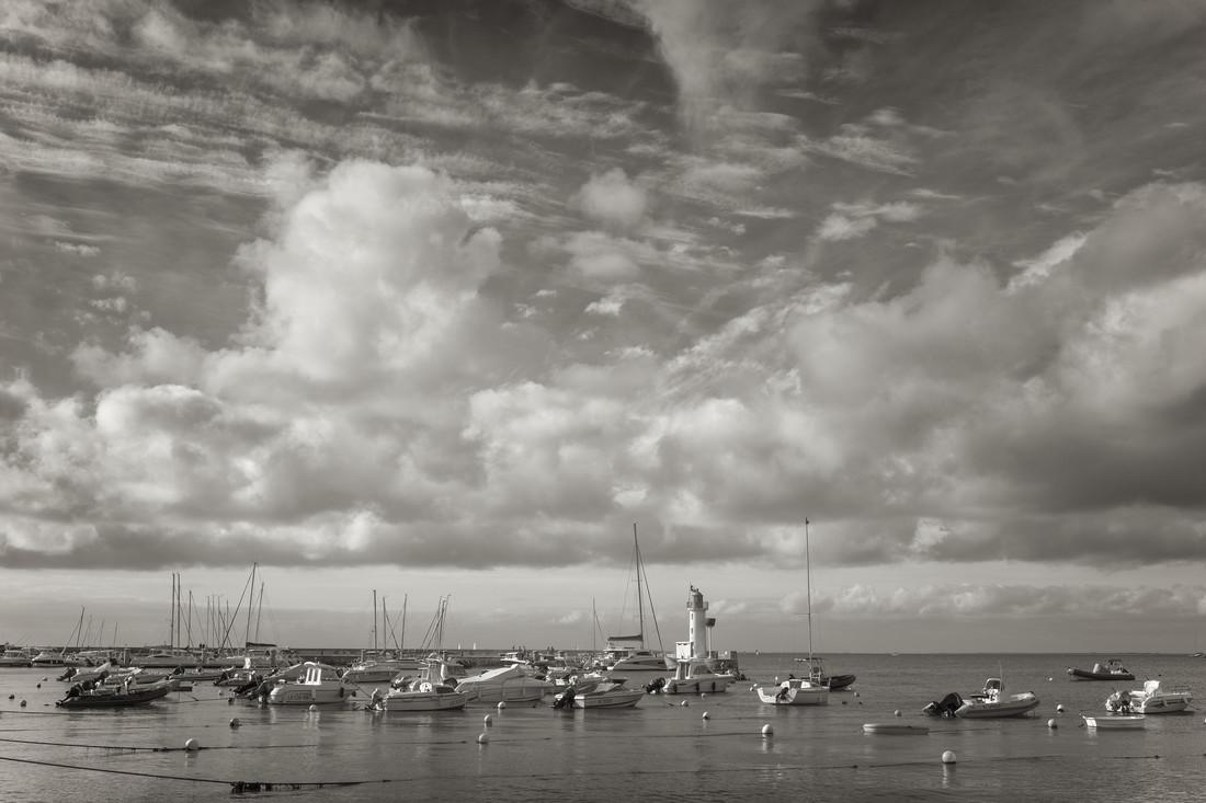 Isle de Ré, La Flotte #2 - fotokunst von J. Daniel Hunger