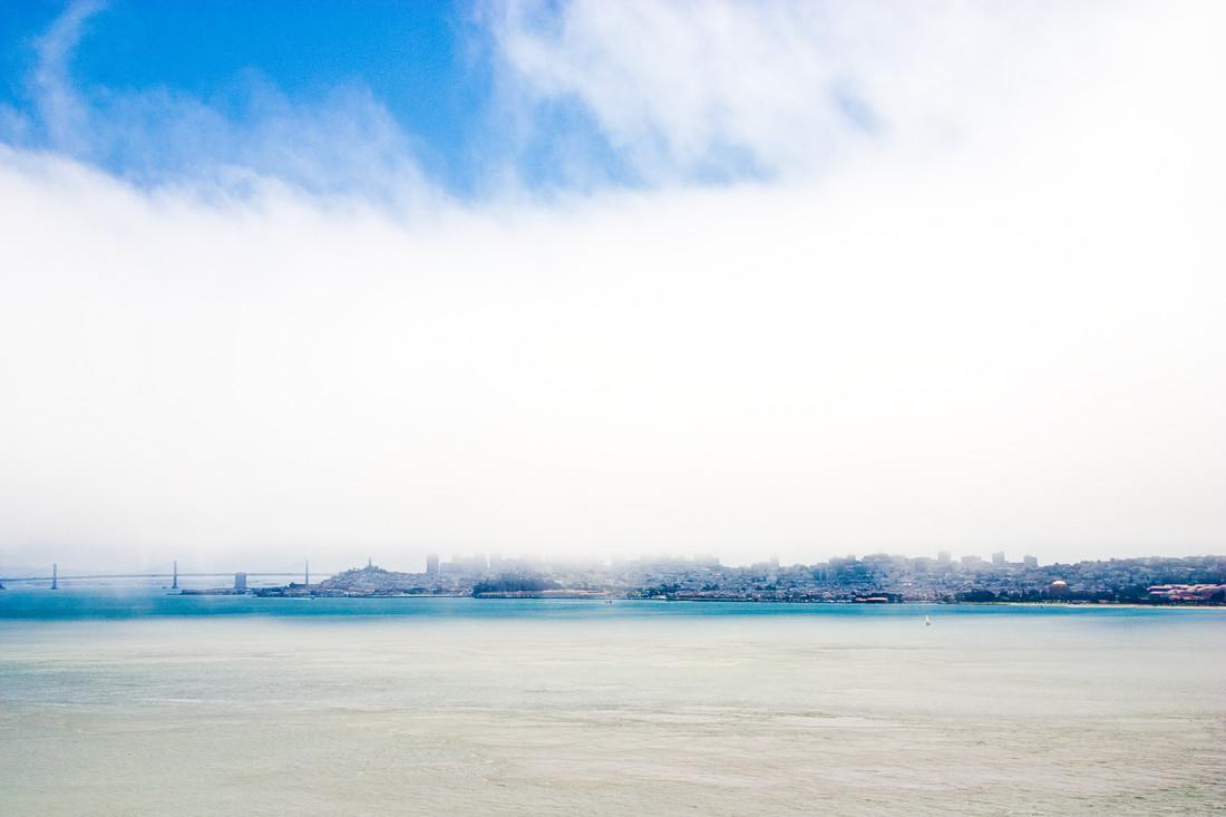 SEA – San Francisco - fotokunst von Un-typisch Verena Selbach