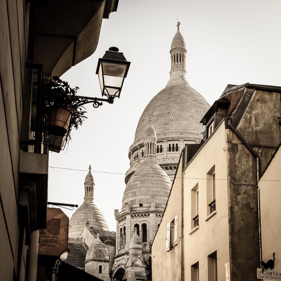 Sacre Coeur - Fineart photography by Sebastian Rost