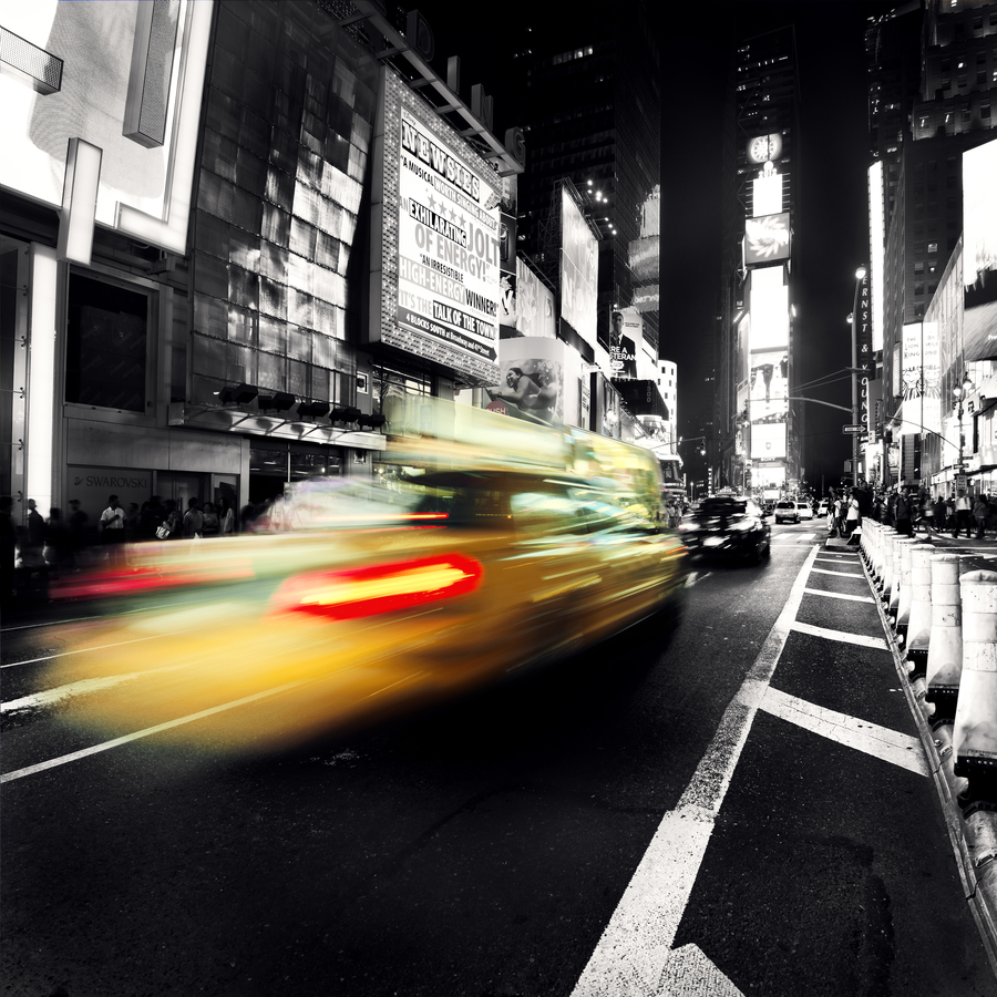 [Times Square - NYC],* 612 USA 2012 - Fineart photography by Ronny Ritschel