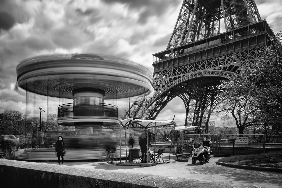 Eiffelturm - Fineart photography by Mario Ebenhöh