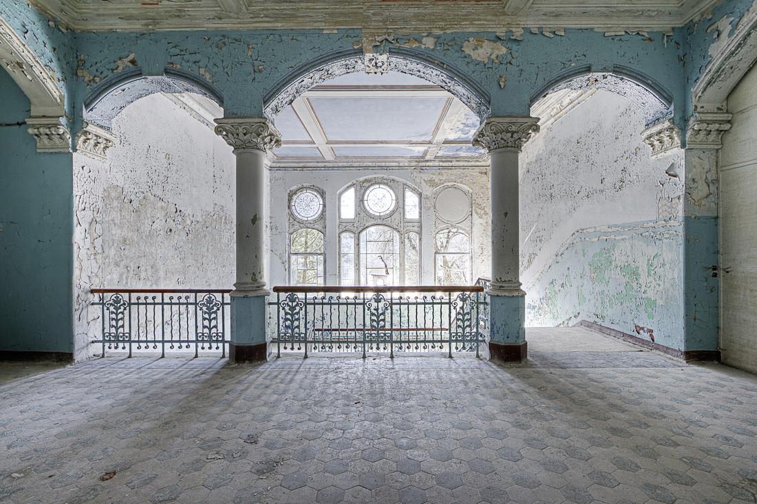 Beelitz Nr. 1 - fotokunst von Michael Belhadi
