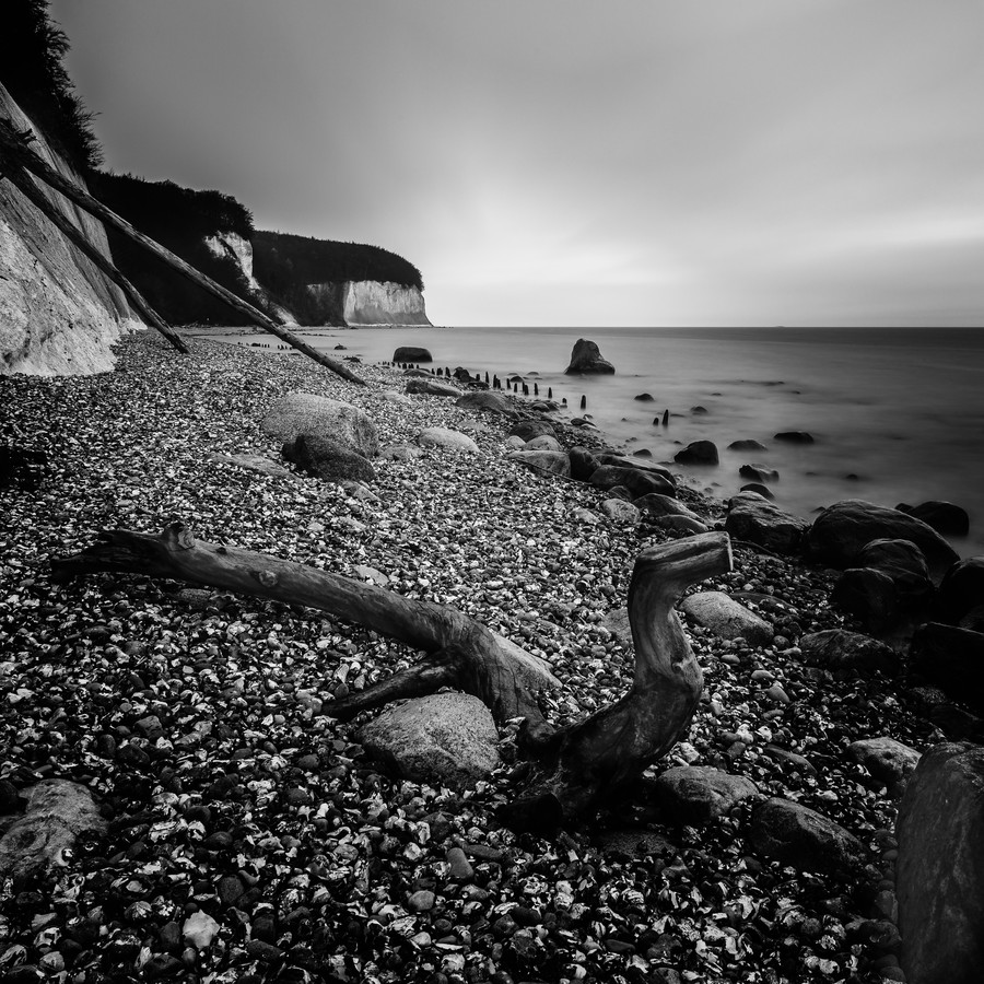 Nationalpark Jasmund - fotokunst von Michel Sievers