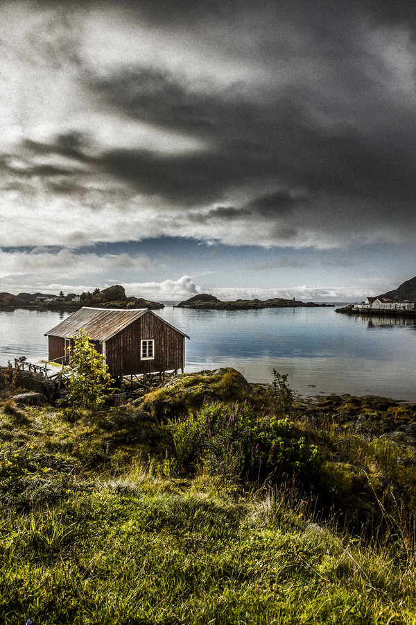 Fishermans Cabin - Fineart photography by Christian Göran