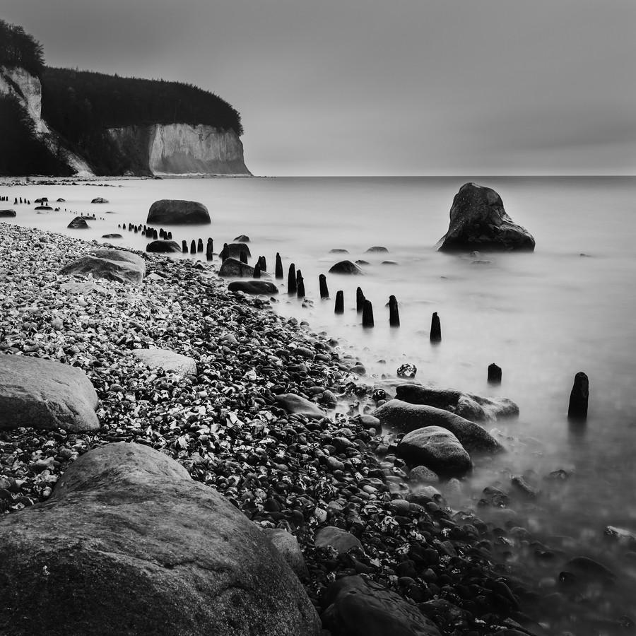 Nationalpark Jasmund II - fotokunst von Michel Sievers