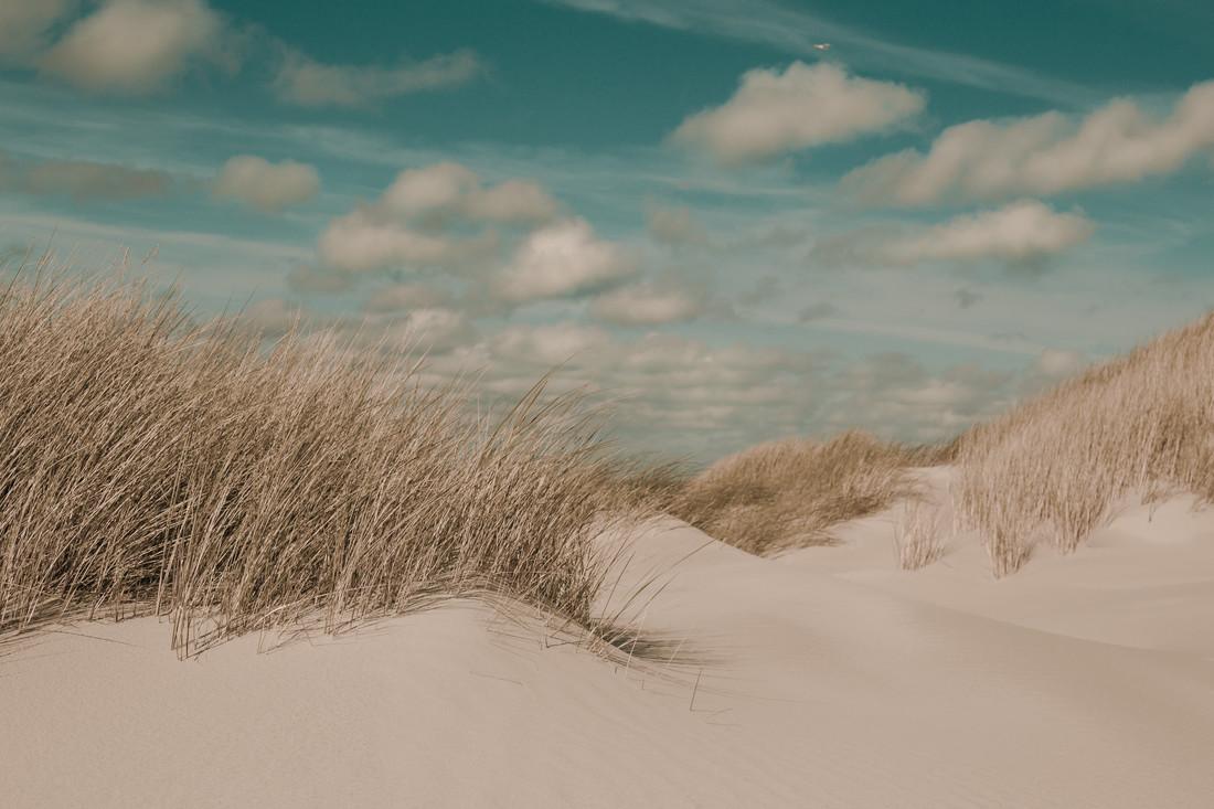 dunes - fotokunst von Holger Nimtz
