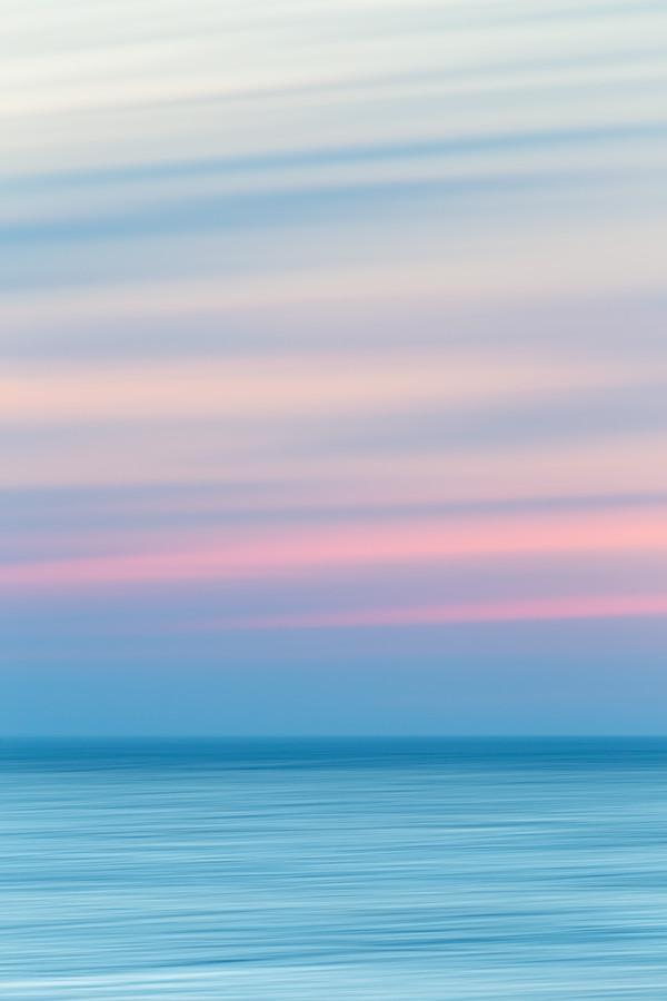 sunset - fotokunst von Holger Nimtz