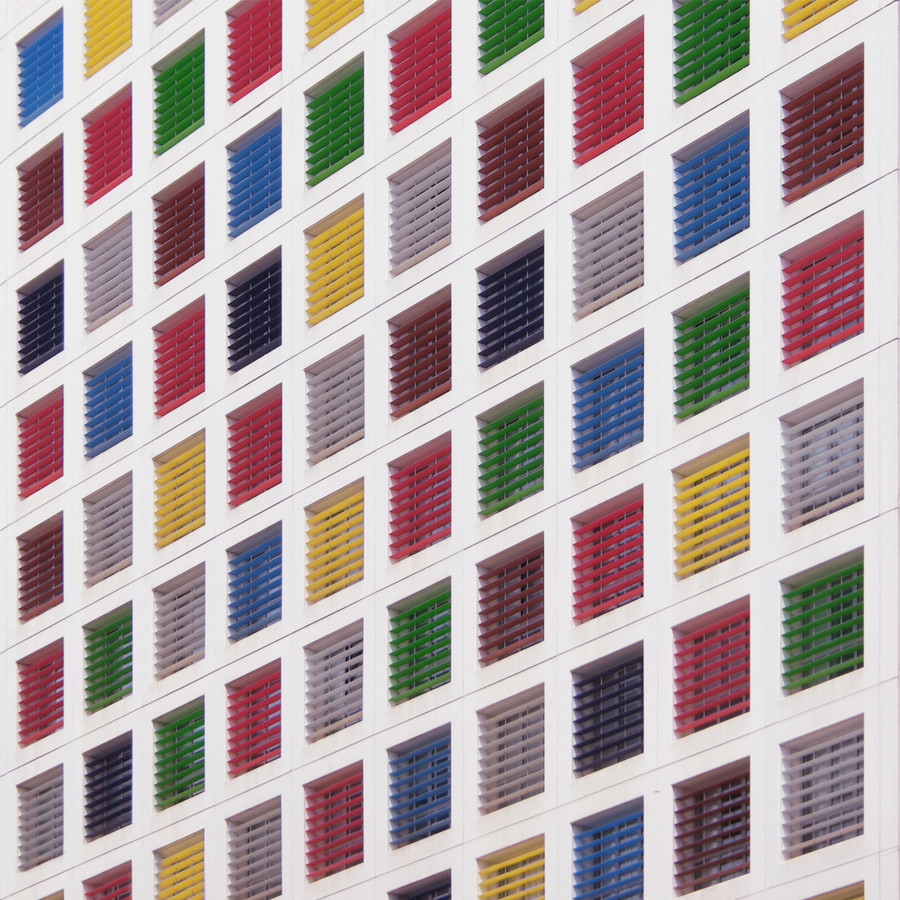 Blind - Fineart photography by Yener Torun
