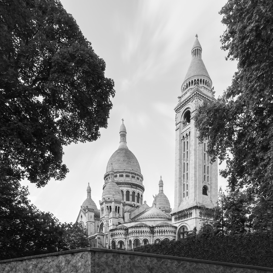 SACRE COEUR - PARIS - Fineart photography by Christian Janik