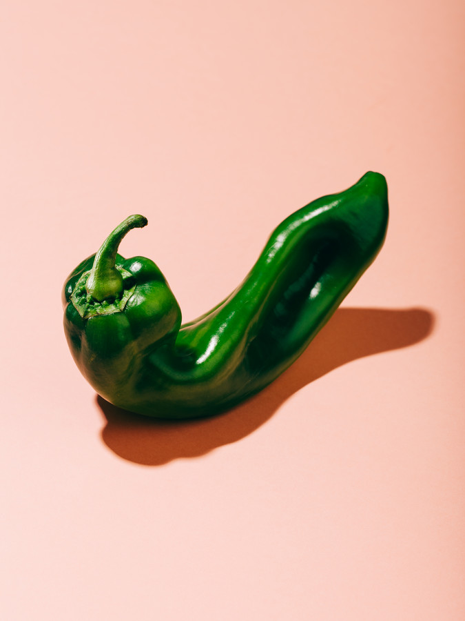 Green Pepper - Fineart photography by Stéphane Dupin