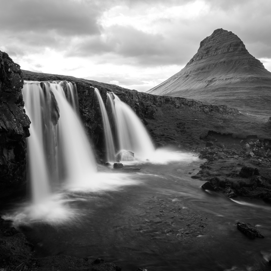 KIRKJUFELLSFOSS - ICELAND - Fineart photography by Christian Janik