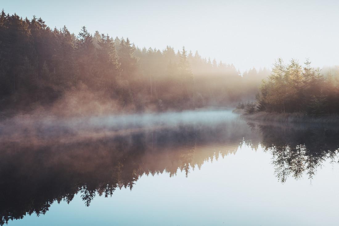 Autumn magic - fotokunst von Maximilian Fischer