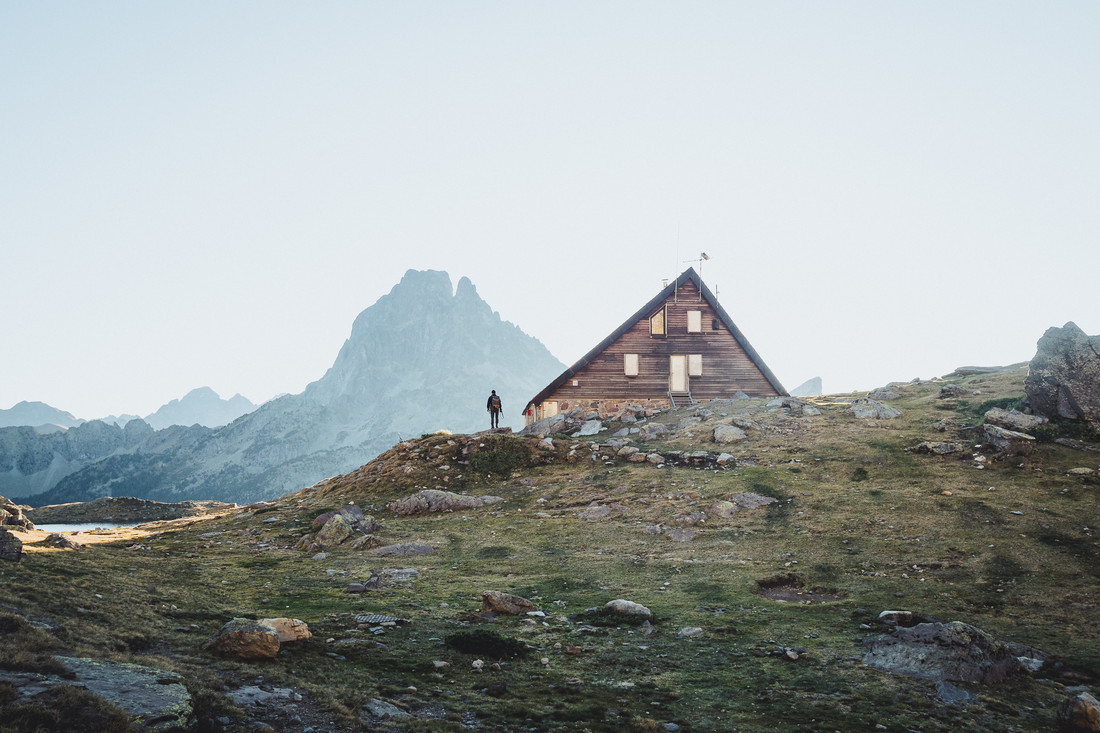 The Refuge - Fineart photography by Maximilian Fischer