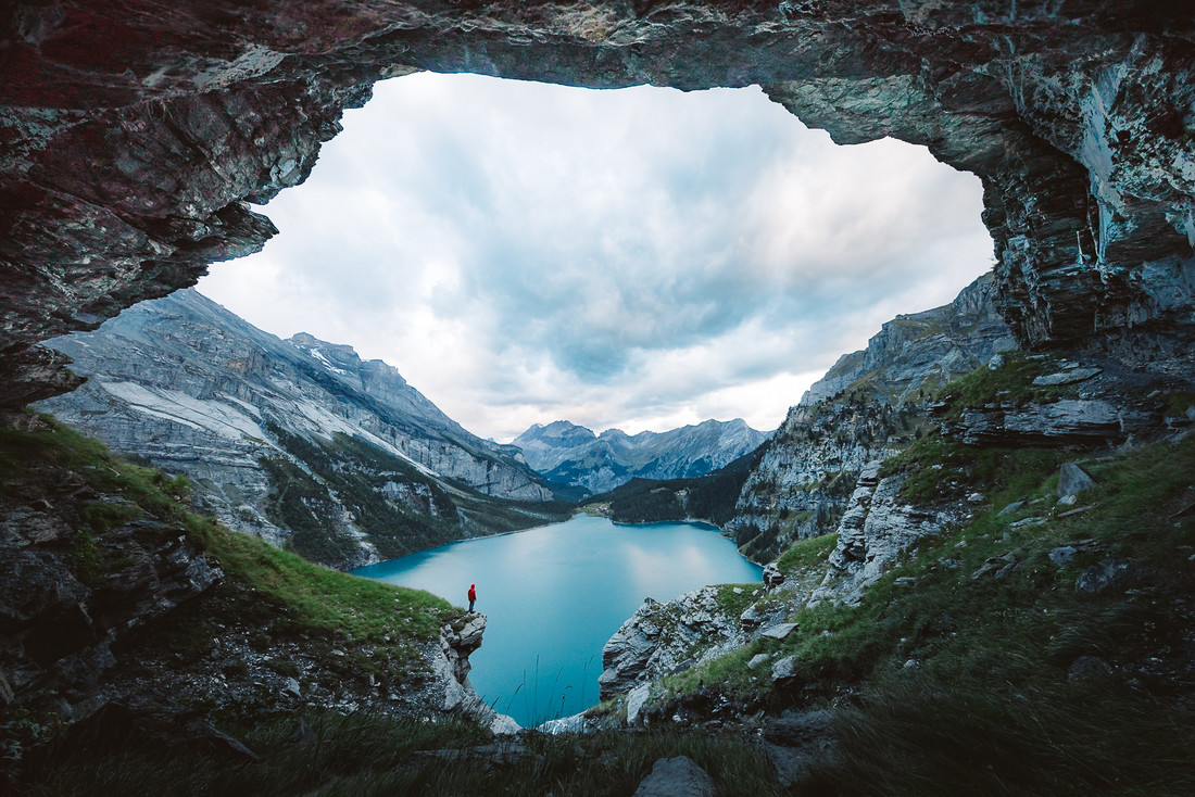 Framed by Nature - fotokunst von Asyraf Syamsul