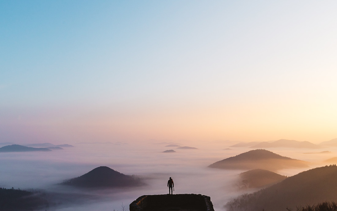 Heaven Above The Clouds - Fineart photography by Asyraf Syamsul