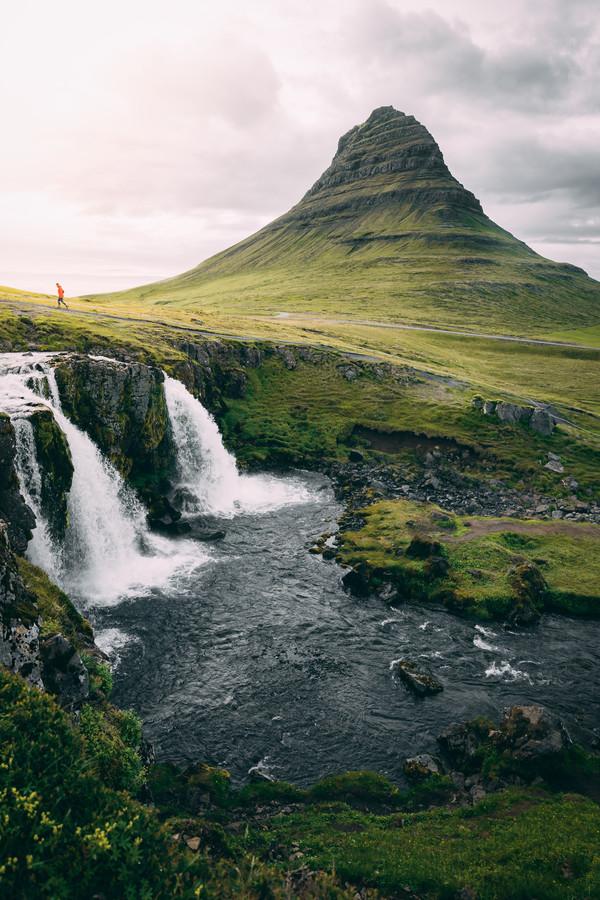 Kirkjufell - Fineart photography by Patrick Monatsberger