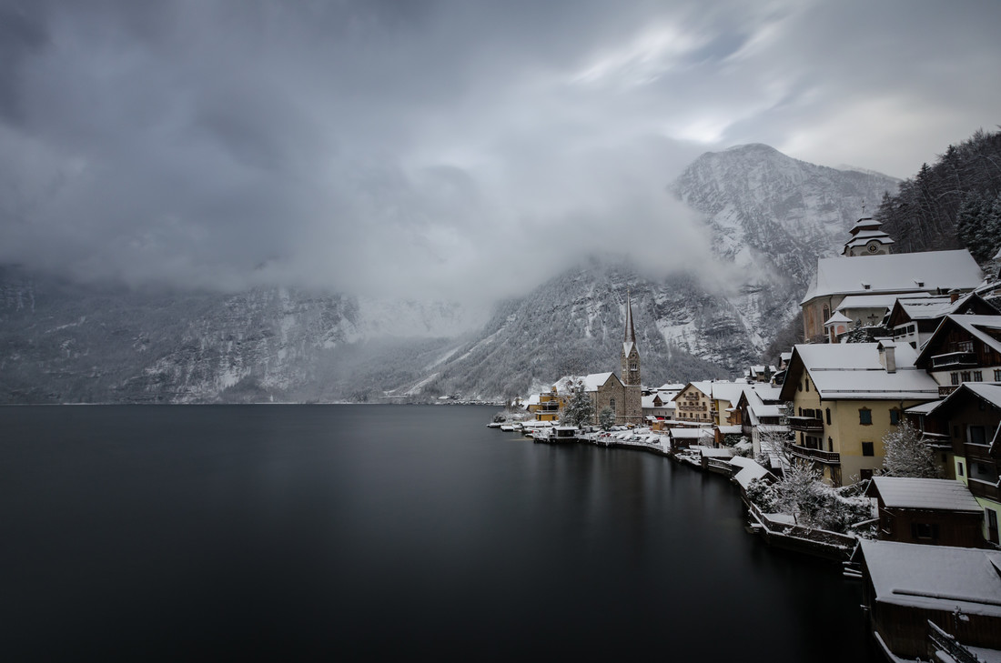 The beauty of Hallstatt - Fineart photography by Simon Schacherl