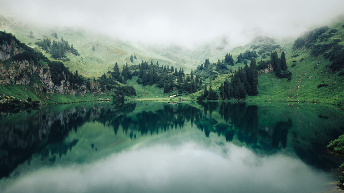 Wall of Fog - Fineart photography by Jannik Heck