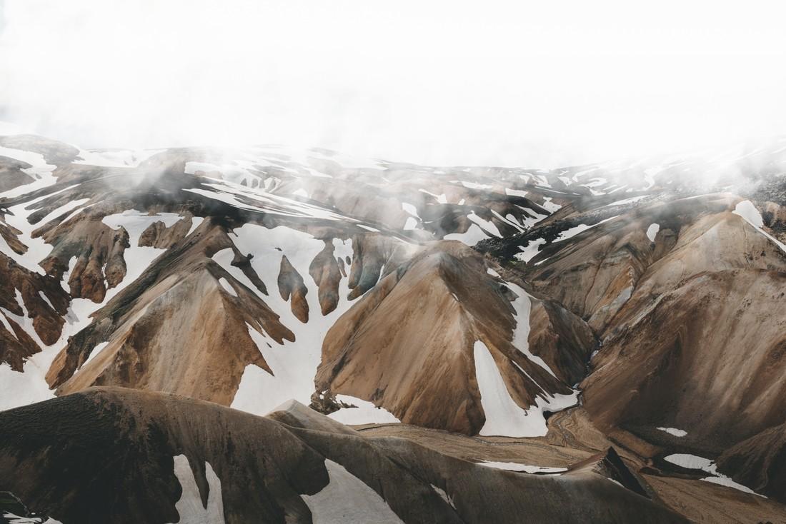 Foggy Mountains - Fineart photography by Christian Hartmann