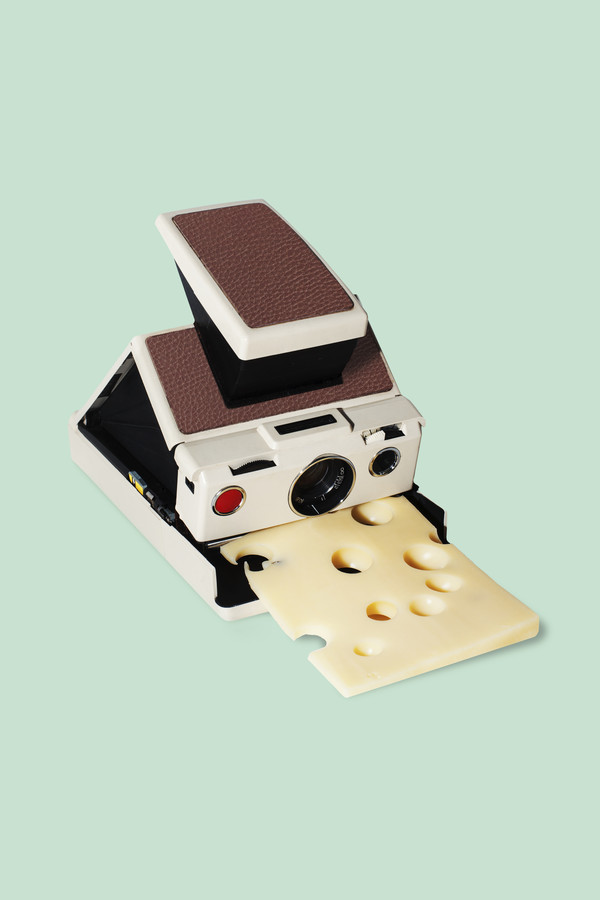 Say Cheese - fotokunst von Jonas Loose