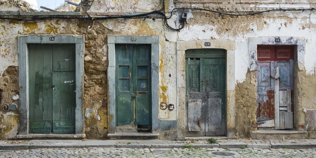 Eingänge - fotokunst von J. Daniel Hunger