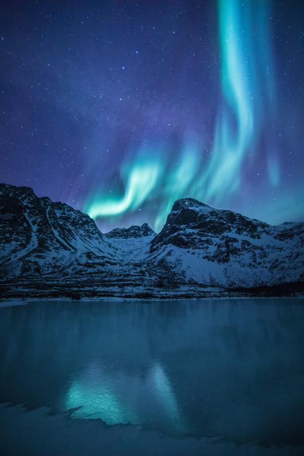 Polar Night - Fineart photography by Sebastian Worm