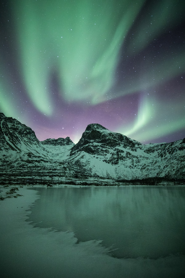 Northern Lights - Fineart photography by Sebastian Worm